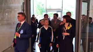 Открытие старшей Хорошколы 1 сентября 2017