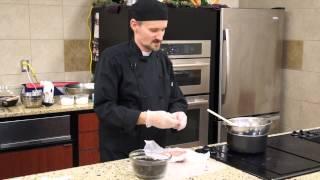 Recipe: Strawberry Chocolate Truffle