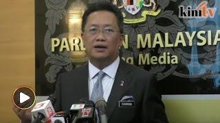 'Memang syarikat RM2, ada kerajaan di belakangnya' - kata Rahman Dahlan
