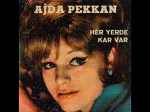 Ajda Pekkan - Seviyorum (1966)