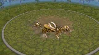 Spore Golden Thief Bug