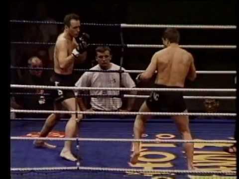 Сергей Бычков против Рони Ривано (3 последний бой)