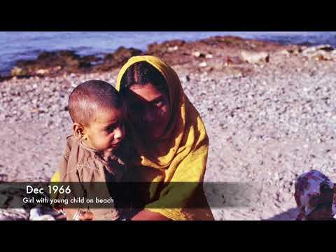 Movie: Ken Glennie's Photos In North Oman-1960s فيلم: صور كين جليني في الستينيات لجبال شمال عمان