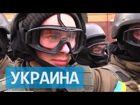 Флешмоб в Киеве неонацисты опять хотят сменить власть