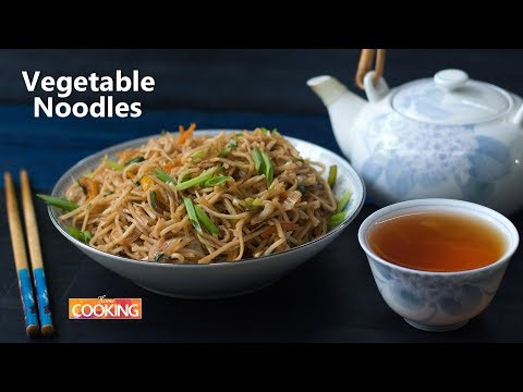 Vegetable Noodles  Ventuno Home Cooking