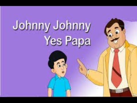 Johny johny yes papa nursery rhyme offline video for android.