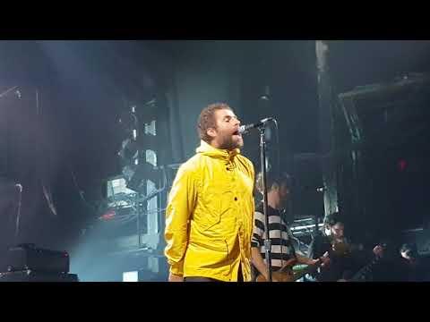 "Liam Gallagher ""Wall Of Glass"" , Barcelona, Sala Razzmatazz 24FEB2018"
