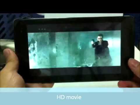 Huawei IDEOS S7 Slim Hands on
