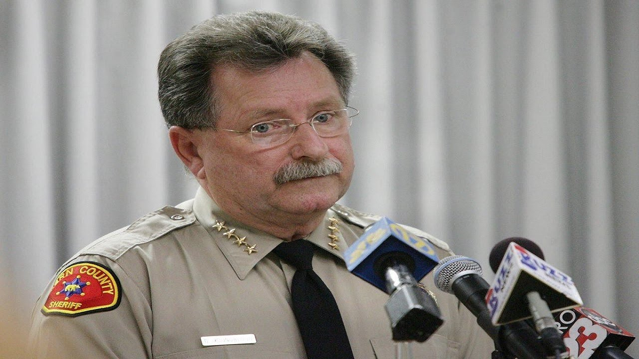 Sheriff Admits It's Better Financially To Take Out Suspects Than Wound Them