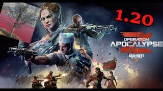 UPDATE 1.20 | Apocalypse Z (Neue Operation, Neue Waffen ...) | Call of Duty - B04 [GERMAN][PS4]