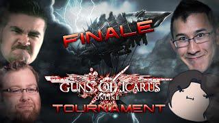 Guns of Icarus Tourney! [Vs. Markiplier & GameGrumps]