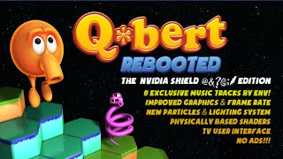 Qbert Rebooted: SHIELD Edition Trailer (HD)