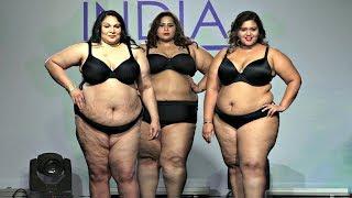 Plus Size Model Fashion Show