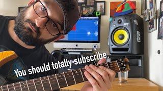 AXIOM - Scared (Guitar Playthrough) | Line 6 helix | Strandberg | Progressive Metal
