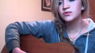 Stronger (what doesn't kill you) - Kelly Clarkson- acoustic cover by Katrina Brown