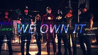 Arrow & The Flash ✗ We Own It