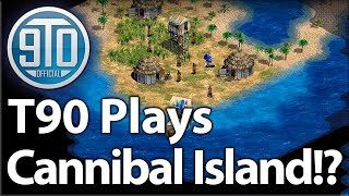 T90Official Plays Cannibal Island!
