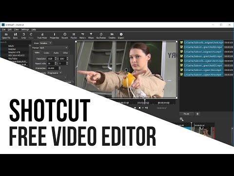 FREE Video Editor (NO Watermark) for Beginners: Easy Shotcut Tutorial