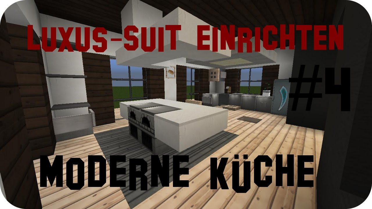 minecraft luxus haus einrichten part 4 jannis gerzen. Black Bedroom Furniture Sets. Home Design Ideas