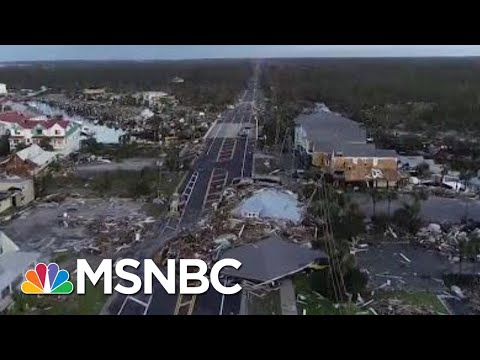 Drone Footage Shows How Hurricane Michael Devastated Town | Morning Joe | MSNBC