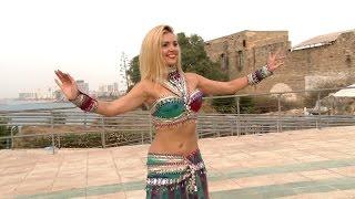 Daria Danilkina Belly Dancer - Drum Solo
