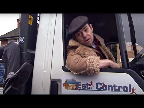 Estate agent infestation - Stewart Lee's Comedy Vehicle - BBC