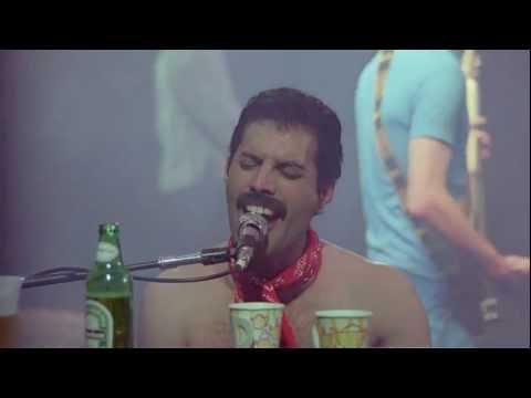 We Are The Champions - Queen (Subtítulos en español e inglés, live HD with lyrics)