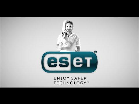 Kumar Sangakkara - A legendary icon represents ESET