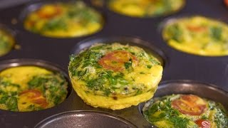 These Mini Frittatas Will Help You Stay Healthy in 2016