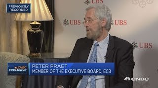 ECB's Praet on ending the asset purchase programme and the bank's next moves   Street Signs Europe
