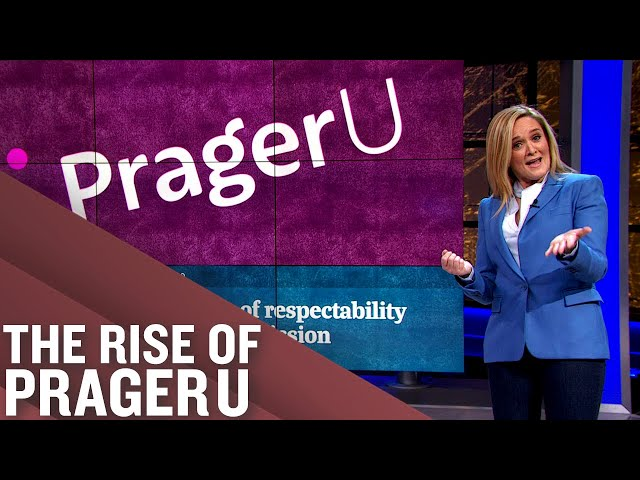 Prager U Wants You! (To Become a Conservative)  Full Frontal on TBS