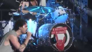 5 Seconds of Summer - Permanent Vacation - 23 June 2015 Brisbane HD