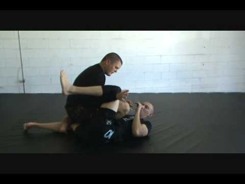 Butterfly Guard Pass to X-Guard