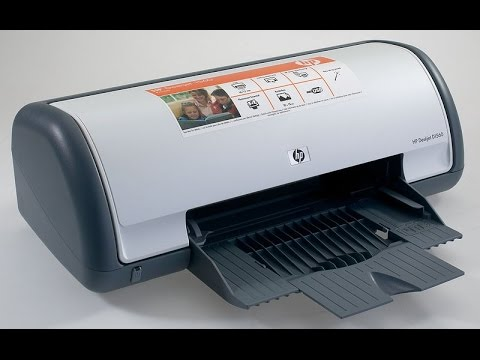 HP DESKJET DI560 TREIBER WINDOWS XP