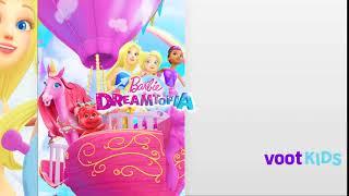 Voot Kids - Barbie Dreamtopia - Bumper