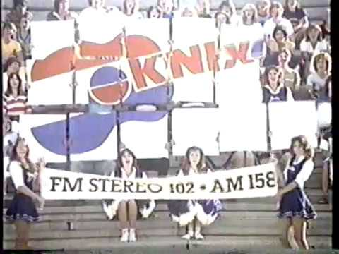 1981 KNIX Country Radio TV Commercial Phoenix,AZ