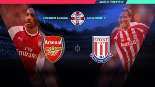 аПЛ: 4 тур: Арсенал 1:2 Сток Сити Обзор матча