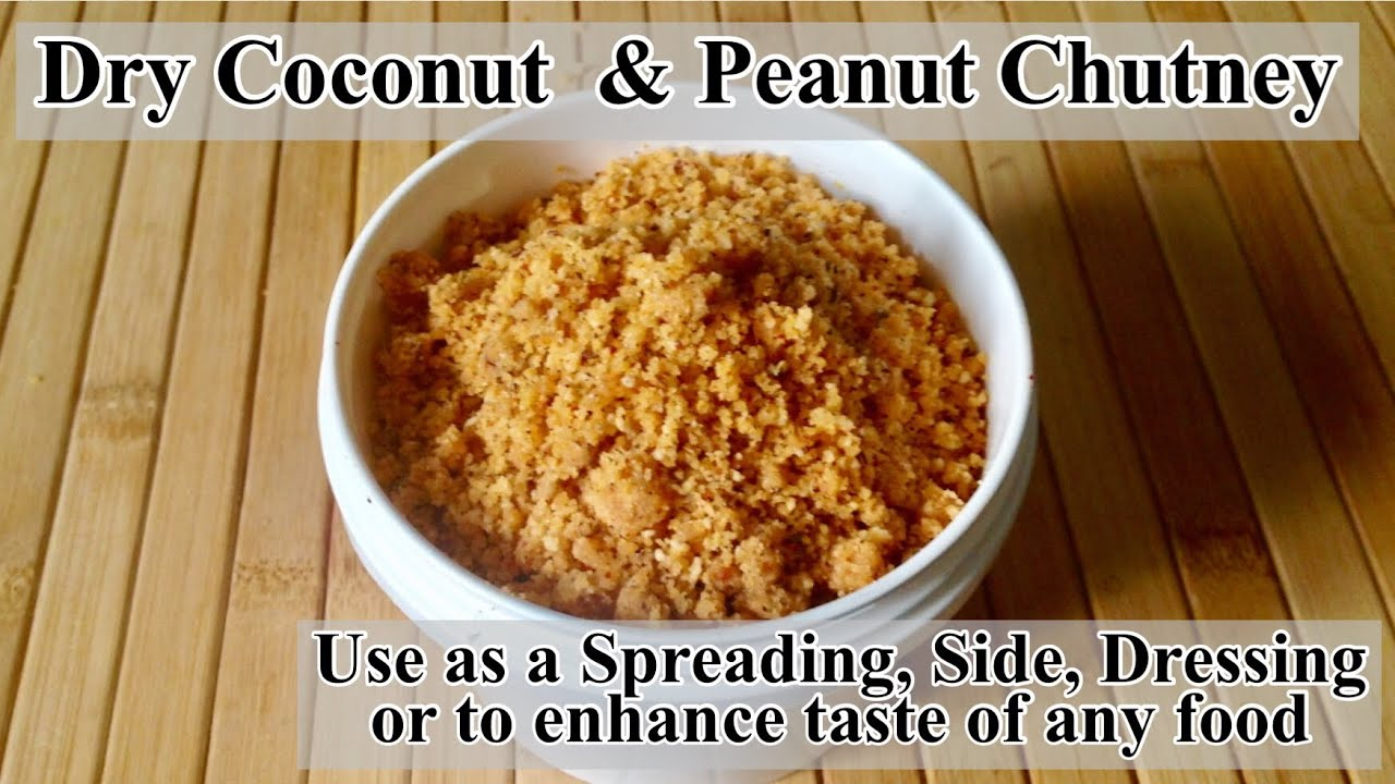 recipe: how to make peanut chutney in hindi [3]
