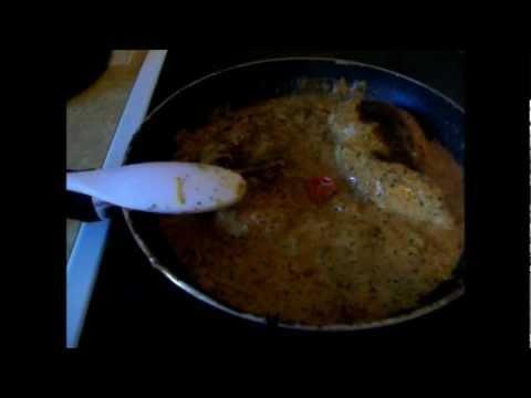 Chicken Recipe Chicken Breast Recipe With Creme Fraiche And Pesto