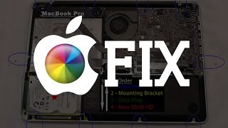 MacBook Pro - Format Hard Drive & Re-Install OS PART 2