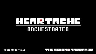 Undertale Orchestrated - Heartache