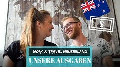 Neuseeland Kosten - so günstig ist Neuseeland wirklich | Work and Travel Neuseeland