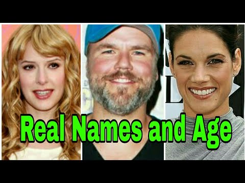 Reaper Cast Real Names and Age