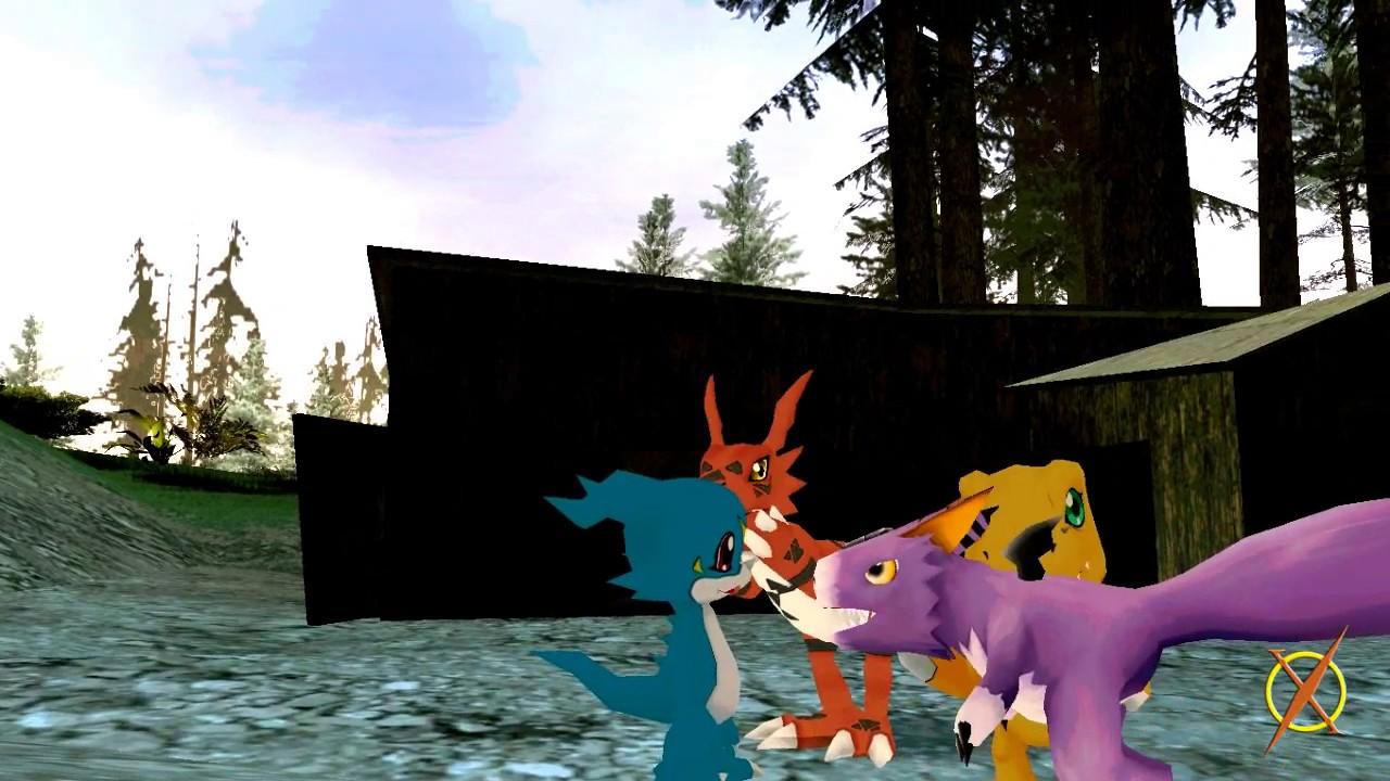 Digimon San Andreas - Ep.13: El regreso
