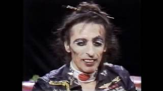Alice Cooper on the Tomorrow Show with Tom Snyder, 1981 full interview