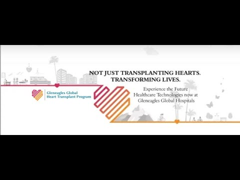 Heart transplant program at gleneagles global hospitals youtube heart transplant program at gleneagles global hospitals ccuart Choice Image