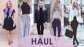 Jan haul | Topshop, Missguided, H&M etc.