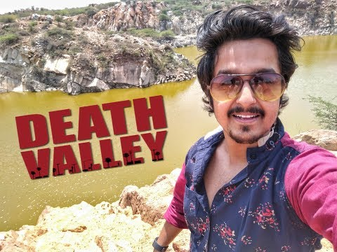 DEATH VALLEY💀| You Won't Believe !!! This Place Exists in Delhi 😮 - Vlog #13