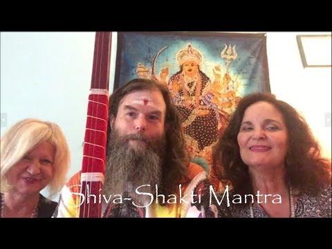 Shiva-Shakti Mantra