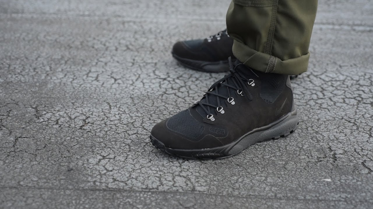 5f6c0667a671 Nike Zoom Talaria Mid Flyknit - Available Now - YouTube